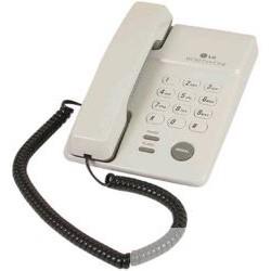 LG. Проводные телефоны