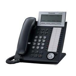 Panasonic KX-NT346RU-B (черный) IP-телефон