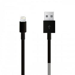 Gembird/<wbr>Cablexpert CC-USB-AP2MB Кабель USB   AM/<wbr>Apple, для iPhone5 Lightning, 1м, черный, блистер