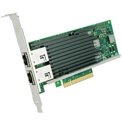 INTEL X540T2 Сетевая карта Intel Ethernet Converged Network Adapter X540-T2 retail unit OEM (914248) (ACD-X540-2X10G-RJ45)