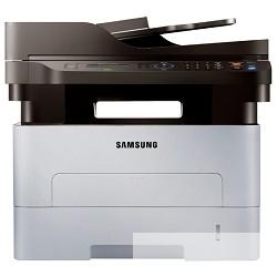 SAMSUNG SL-M2870FD/<wbr>XEV [SS348B] A4, P/<wbr>C/<wbr>S/<wbr>F, 28стр. /<wbr>мин,  4800x600 dpi, 128Мб, SPL, PCL5e, PCL6, USB 2.0, Ethernet 10/<wbr>100BaseTX, 25-400%, 600MHz, лотки 250+1, вых лоток 120л, ADF 40 листов, дуплекс