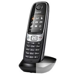 Gigaset C620H Shiny Black Дополнительная трубка (радиотелефон) (черный)