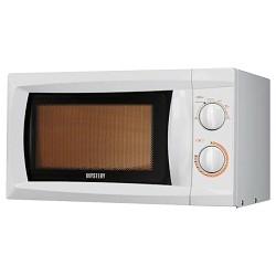 MYSTERY MMW-1703 Микроволновая печь , 17 л, 800 Вт, механика, 5 режимов тепловой обработки, таймер, авторазмораживание, внутренняя подсветка, белые корпус и внутренняя камера.