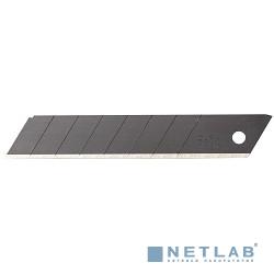 Штукатурно -малярный инструмент OLFA Лезвие BLACK MAX сегментированное, 18х100х0,5мм, 10шт OL-LBB-10B