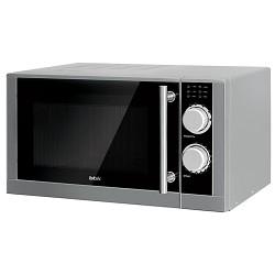 BBK 23MWS-929M/<wbr>BX (B/<wbr>SS) Микроволновая печь, 900Вт (23л. ) черный/<wbr>нержавеющая сталь