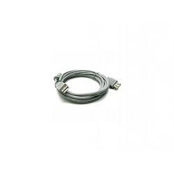 TELECOM Кабель удлинительный (TC6936-3MO-GY) USB2.0 < Am--> Af> 3,0 м [6926123461891]