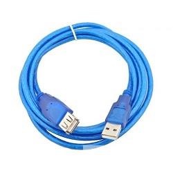 TELECOM Кабель удлинительный (VUS6956T-1.8MTBO) USB2.0 AM/<wbr>AF прозрачная, прозрачная изоляция 1.8m [6937510885848/<wbr>6937510850723/<wbr>6937510850822]