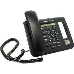 Panasonic KX-NT551RUB Телефон системный IP черный