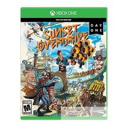 MICROSOFT 3QT-00028 Игра для Xbox One Microsoft Sunset Overdrive (16+)