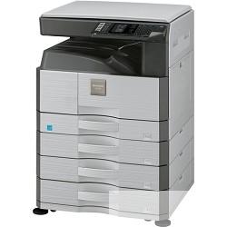 Sharp AR6020VE  (pr/<wbr>c/<wbr>col. sc) ч/<wbr>б лаз. A3 20ppm крышка SRU E-sort USB + ст. комп.