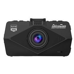 "Автомобильный видеорегистратор AdvoCam-FD BLACK 2.7"" / 170°/ Full HD 1920x1080/<wbr>G-sensor/<wbr>microSD до 32Gb"