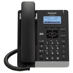 Panasonic KX-HDV130RUB – проводной SIP-телефон черный
