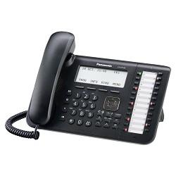 Panasonic KX-DT546RUB Цифровой системный телефон (чёрный)