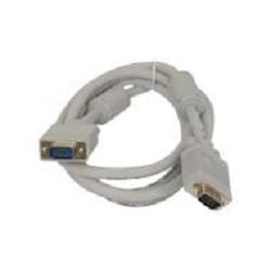 5bites APC-133-010 Кабель VGA сигнальный HD15M/<wbr>HD15M, ферр. кольца, 1м.