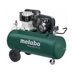 Metabo MEGA 650-270 D Компрессор [601543000] 4кВт,650/<wbr>м,400В,11б,270л, вес 170 кг