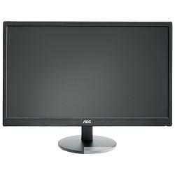 "LCD AOC 23.6"" E2470SWH/ (01) черный TN+film 1920x1080, 1 ms, 170°/<wbr>160°, 250 cd/<wbr>m, 100M:1, DVI, HDMI, D-Sub"