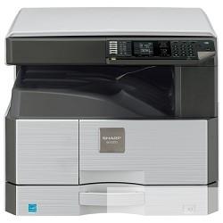 Sharp NovaL AR6023NVE ч/<wbr>б, А3, дуплекс, SPLC принтер, копир, цветной сетевой сканер; 23 стр/<wbr>мин, без USB, комплект расх. материалов