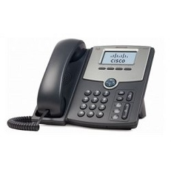 Cisco SB SPA504G-XU Cisco 4 Line IP Phone With Display, PoE and PC Port-Crypto Disable ( без БП )
