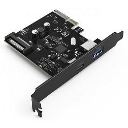 Контроллеры PCI-E ORICO