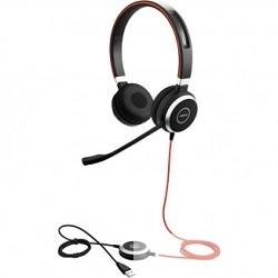 Jabra 6399-829-209 Гарнитура Jabra EVOLVE 40 UC Stereo USB (6399-829-209)