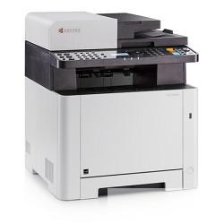 Kyocera M5521cdn (1102RA3NL0) А4,21 ppm,1200 dpi,512 Mb, USB, Network, дуплекс, автоподатчик, старт. тонер
