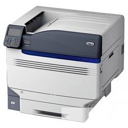 OKI  C911DN  45530406 Скорость печати 50 стр/<wbr>мин. Разрешение 1200x1200. Максимальная месячная нагрузка до 300,000 стр. Память 2048 Мб. Дуплекс и сеть стандартно.