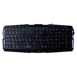 Oklick 460M черный USB slim Multimedia [351712]