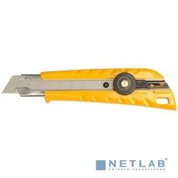 Штукатурно -малярный инструмент OLFA Нож с выдвижным лезвием эргономичный, 18мм OL-L-1