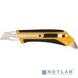 """Штукатурно -малярный инструмент OLFA Нож """"AUTOLOCK"""", двухкомпонентный корпус, 18мм OL-L5-AL"""
