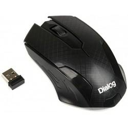 Мышь Dialog Katana MROP-07U - RF 2,4G опт. , 3 кнопки + ролик, USB