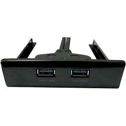Espada Планка на переднюю панель USB3.0 - 2 порта (EBrFr-2USB3)