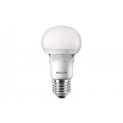 Лампа светодиодная 737538 Philips LEDBulb 9W E27 6500K 230V A60 ESSENTIAL