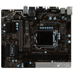 MSI B250M PRO-VD B250 2xDDR4-2133 PCI-Ex16 DVI/<wbr>DSub 8ch 6xSATA3 M2 SATA-Ex 4xUSB3 GLAN mATX RTL