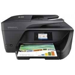 МФУ струйный HP OfficeJet Pro 6970 e-AiO (J7K34A) A4 Duplex WiFi USB RJ-45 черный