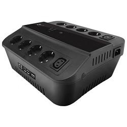 3Cott ИБП Cascade 3C-650-SPB 650VA/<wbr>360W, линейно-интерактивный, управляемый, 3-х ступенчатый 0369152