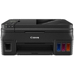 МФУ струйный Canon Pixma G4400 (1515C009) A4 WiFi USB RJ-45 черный