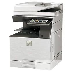 Sharp Griffin MX4050N цвет, A3/<wbr>SRA3, сет. принтер (PCL6),  сет цв. сканер, 40 стр/<wbr>мин, RSPF,5 Гб, ЖД 250 Гб, Gbit Ethernet, дуплекс (доб. тонер, крышку вых. лотка)
