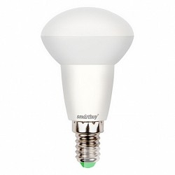 Smartbuy (SBL-R50-06-30K-E14-A) Светодиодная (LED) Лампа -R50-06W/<wbr>3000/<wbr>E14