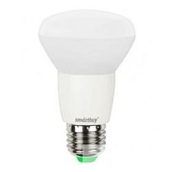 Smartbuy (SBL-R63-08-60K-E27) Светодиодная (LED) Лампа -R63-08W/<wbr>6000/<wbr>E27