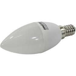 Smartbuy (SBL-C37-05-30K-E14) Светодиодная (LED) Лампа свеча C37-05W/<wbr>3000/<wbr>E14