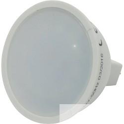 Smartbuy (SBL-GU5_3-07-60K-N) Светодиодная (LED) Лампа софит MR16 GU5,3-07W/<wbr>6000