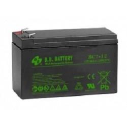 B. B. Battery