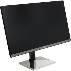 "LCD AOC 25"" Q2577PWQ Silver-Black IPS LED 2560x1440 5 ms 16:9 DVI HDMI 350cd  178°/<wbr>178 D-Sub DisplayPort"