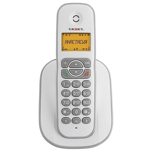 TEXET TX-D4505A белый-серый