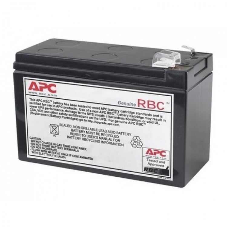 APC APCRBC114 Replacement Battery Cartridge #114