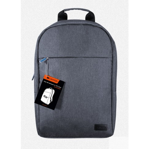 "Canyon Super Slim Minimalistic Backpack for 15.6"" laptops (CNE-CBP5DB4)"