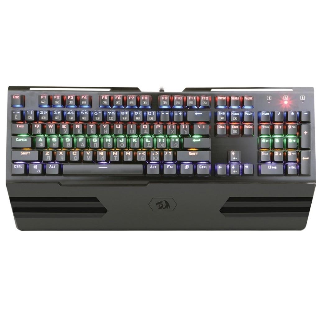 Redragon Клавиатура  Hara RU [74944] Механическая, радужная подсветка