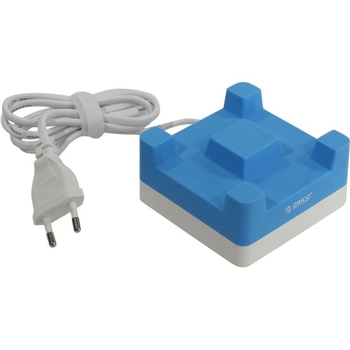 ORICO CHA-4U-EU-BL Зарядное устройство (синий)