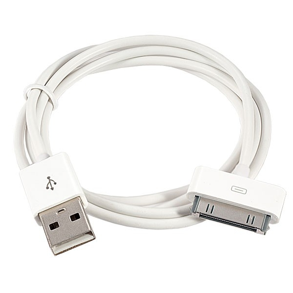 PERFEO Кабель для iPad/<wbr>iPhone, USB - 30 PIN, длина 1 м. (I4601)