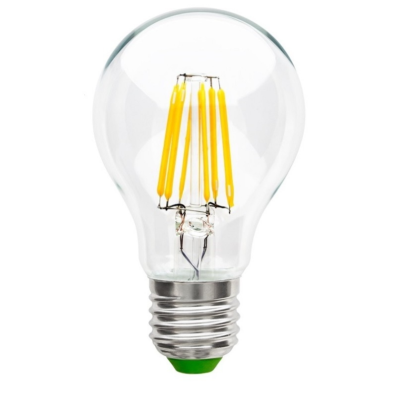 Navigator 61345 Светодиодная лампа NLL-F-A60-8-230-4K-E27